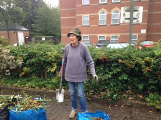 Gardening Day – 7th October 2018